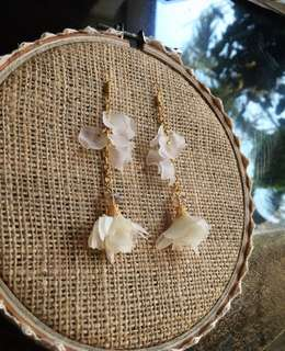 Anting Akrilik / Anting Handmade / Anting Hijab / Acrylic Earrings