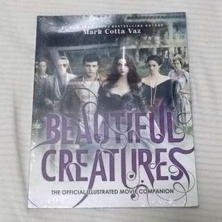 Beautiful Creatures Official Illustrated Movie Companion (NEW SEGEL)