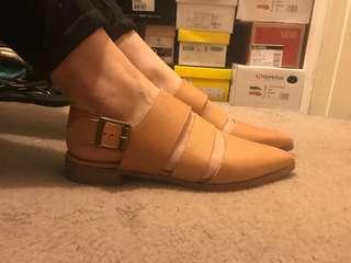 Windsor smith flat shoes