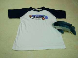 Sumber island t shirt