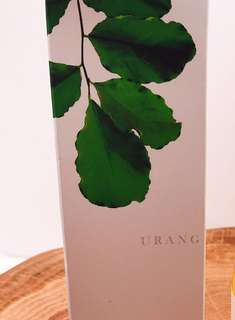 韓國Urang牌子 卸妝潔面油