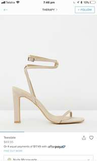 Therapy high heel