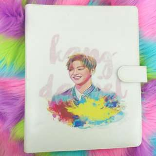 BINDER 26 RING KANG DANIEL WANNA ONE