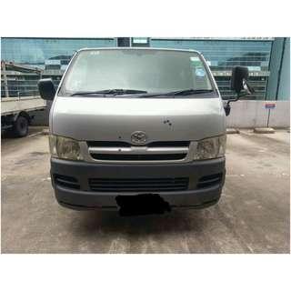 Toyota Hiace 2.5M