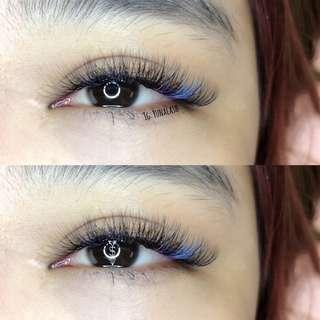 Eyelash Extensions eyebrows tattoos North Sydney