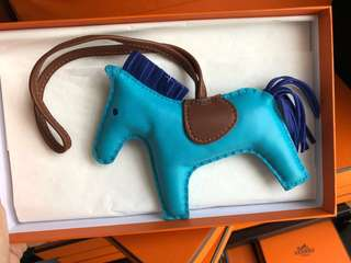 Hermes Rodeo Charm MM 小馬 馬仔 手袋掛飾