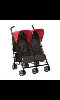 Turbo Duo Twin Stroller #Ramadan50