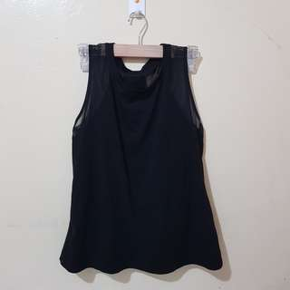 Bench active dry mesh tank top