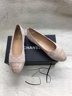 Chanel Ballet Flat with pear
