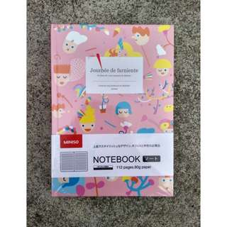[new] Miniso Notebook / Buku Catatan Miniso / Notes Miniso