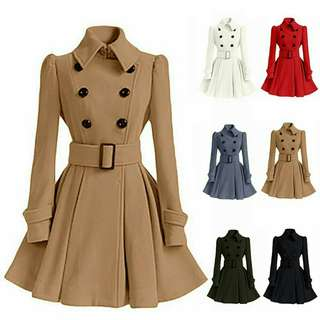 [PO] Dress Coat Import