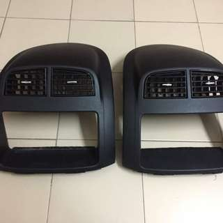 Passo boon Head Unit (HU) player cover