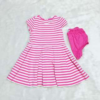 Ralph Lauren Dress - 24mos