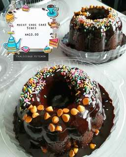 Moist choc cake (5inch)