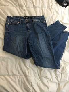 Classic slim joe fresh jeans size 26