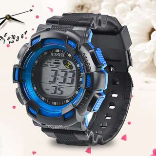 Outdoor Multifunction Waterproof Children watches Boys Girls Sports Electronic Watches Sport Digital Watch Casual Wristwatches