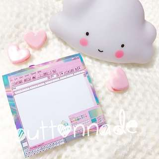 Sweet Windows Notepad (A)