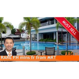 RARE FH D10 635 sqft asking for $1.05M nego mins walk from MRT. Call Thomas now!!!