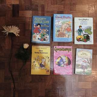 (get all) children books