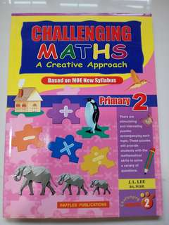 Primary 2 Assessment Book