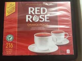加拿大直送Red rose紅茶包