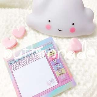 Sweet Windows Notepad (B)