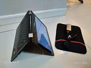 Lenovo Flex 3 Touchscreen Laptop tablet 2-in-1 Convertible 12inch 4GB Ram