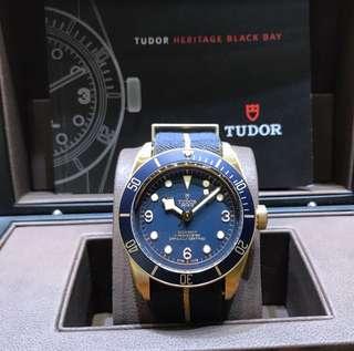 Tudor Bucherer Blue Editions