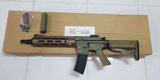 Toy E&C 108 with Silencer