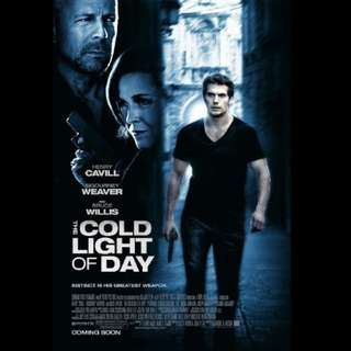 [Rent-A-Movie] THE COLD LIGHT OF DAY (2012)
