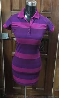 Authentic Abercrombie & Fitch polo dress