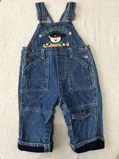 Baby Overall (100% Cotton)