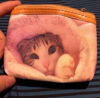 可愛小貓散紙包