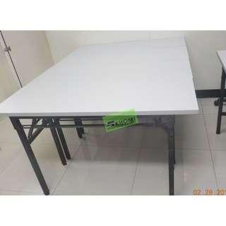ST-F106 FOLDABLE TRAINING TABLE 120wx40dx74h--KHOMI