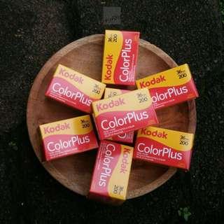 kodak colorplus 200 Fresh Film