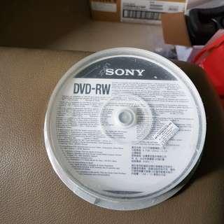 SONY DVD-RW 1000pcs lumpsum