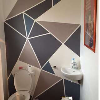 Wall painting / Art / Wallpaper
