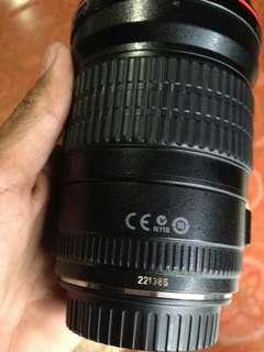 Canon lens f2 135 mm