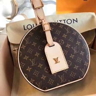Louis Vuitton Capeu boite