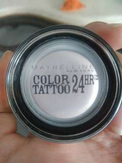 Maybelline Color Tattoo 24 hour (Too Cool)