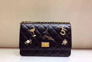 Chanel Lucky charm woc