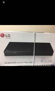 4K Ultra HD Blu-ray Disc Player UP970