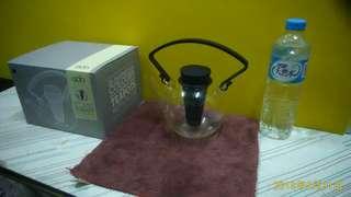 《全新品》Qdo Glass Teapot 濾茶提壺 / 玻璃壺 1000ml ——耐熱140度 適用洗碗機 ~~