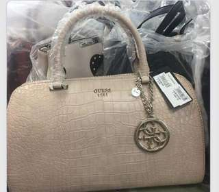 Guess imported branded bag