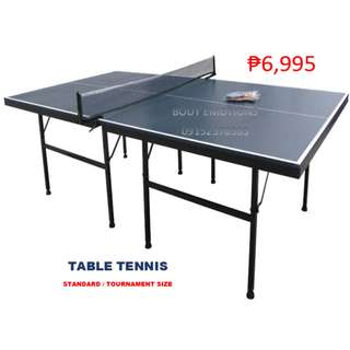 PINGPONG OR TABLE TENNIS