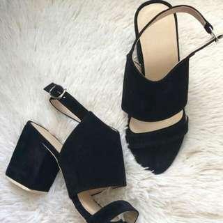 Liliw made block heels