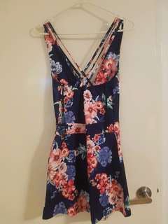 Boohoo playsuit size 10