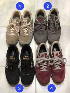 New Balance 女裝鞋 (All made in USA)