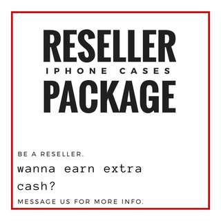 Reseller Package: iPhone Cases