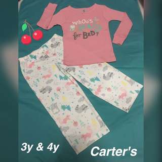Set piyama Carter's